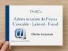 ADMINISTRACION DE FINCAS DO&CA